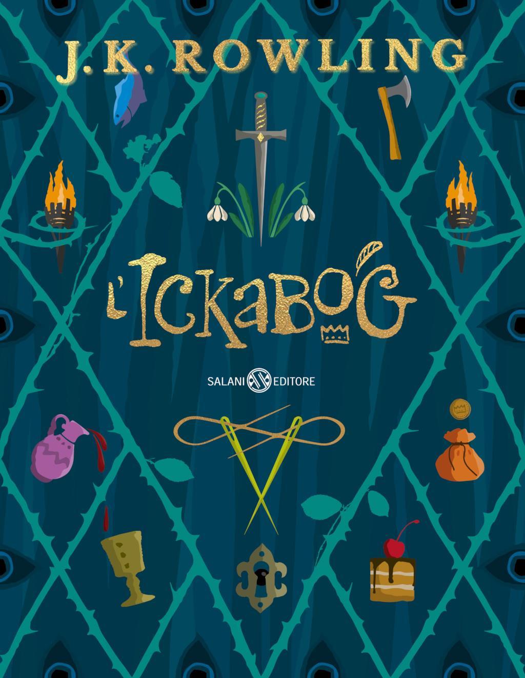 La copertina de L'Ickabog