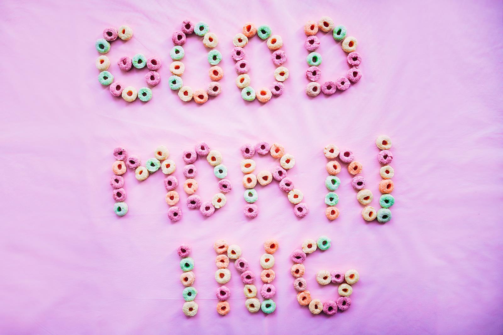 Copertina messaggi buongiorno domenica