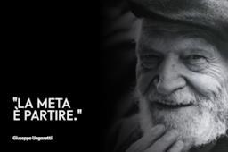 Copertina Giuseppe Ungaretti