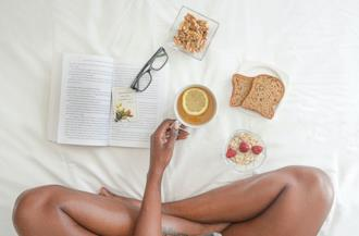 Copertina frasi sulla colazione