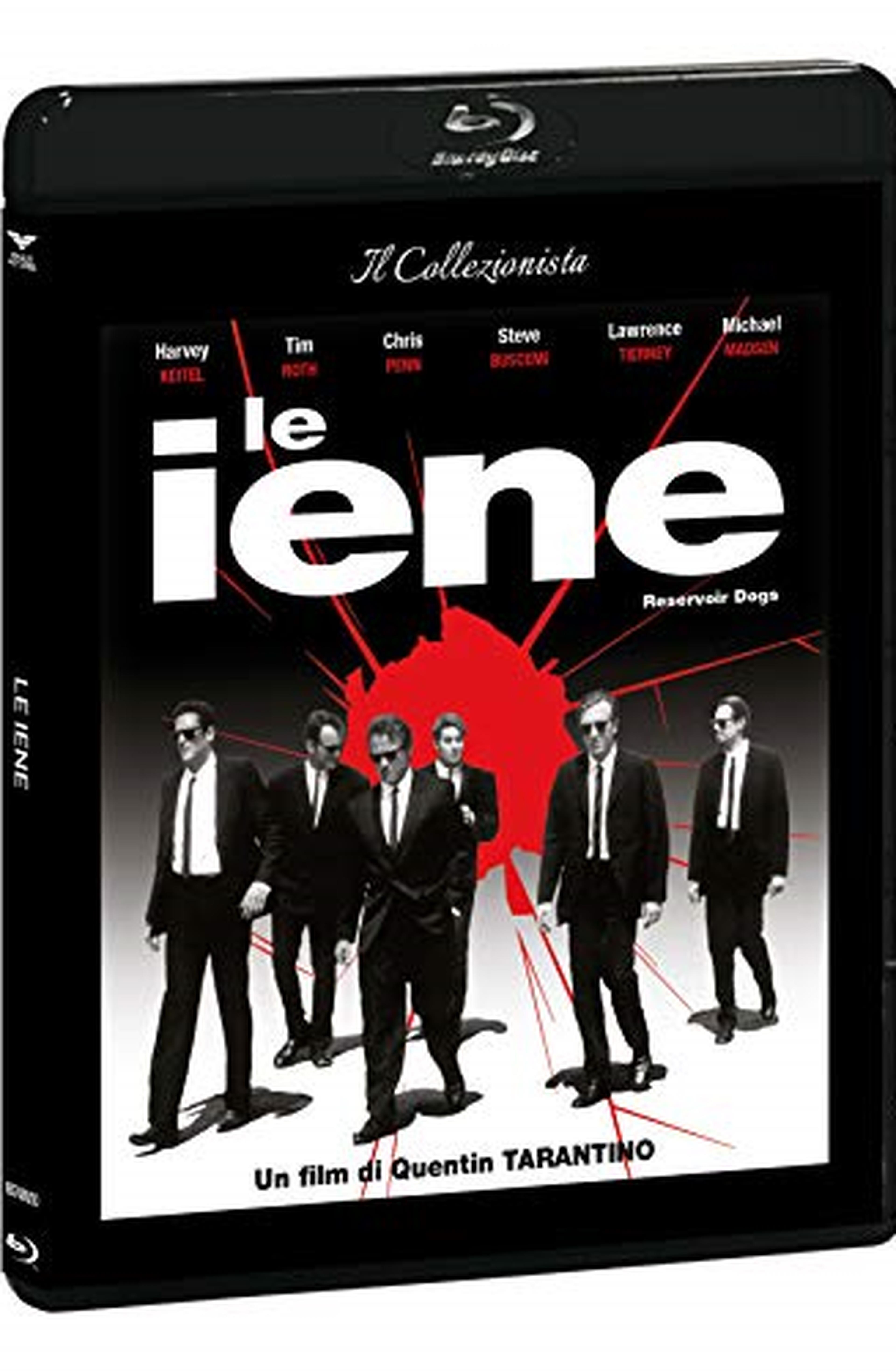 """Le Iene """"Il Collezionista"""" Combo (Br+Dv) + Card Ricetta"""