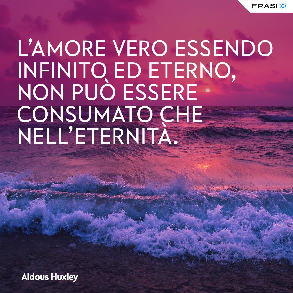 Aforismi d'amore Aldous Huxley