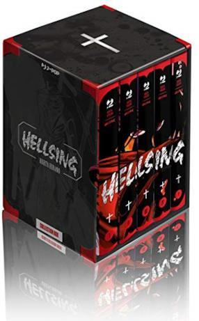 Hellsing. New edition. Box: 1-5