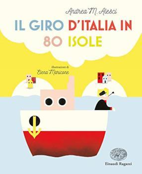 Il giro d'Italia in 80 isole (copertina rigida)