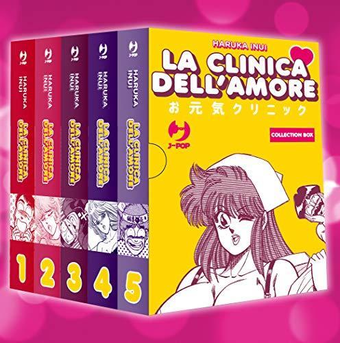 La clinica dell'amore. Collection box: 1-5 [Cinque volumi indivisibili]