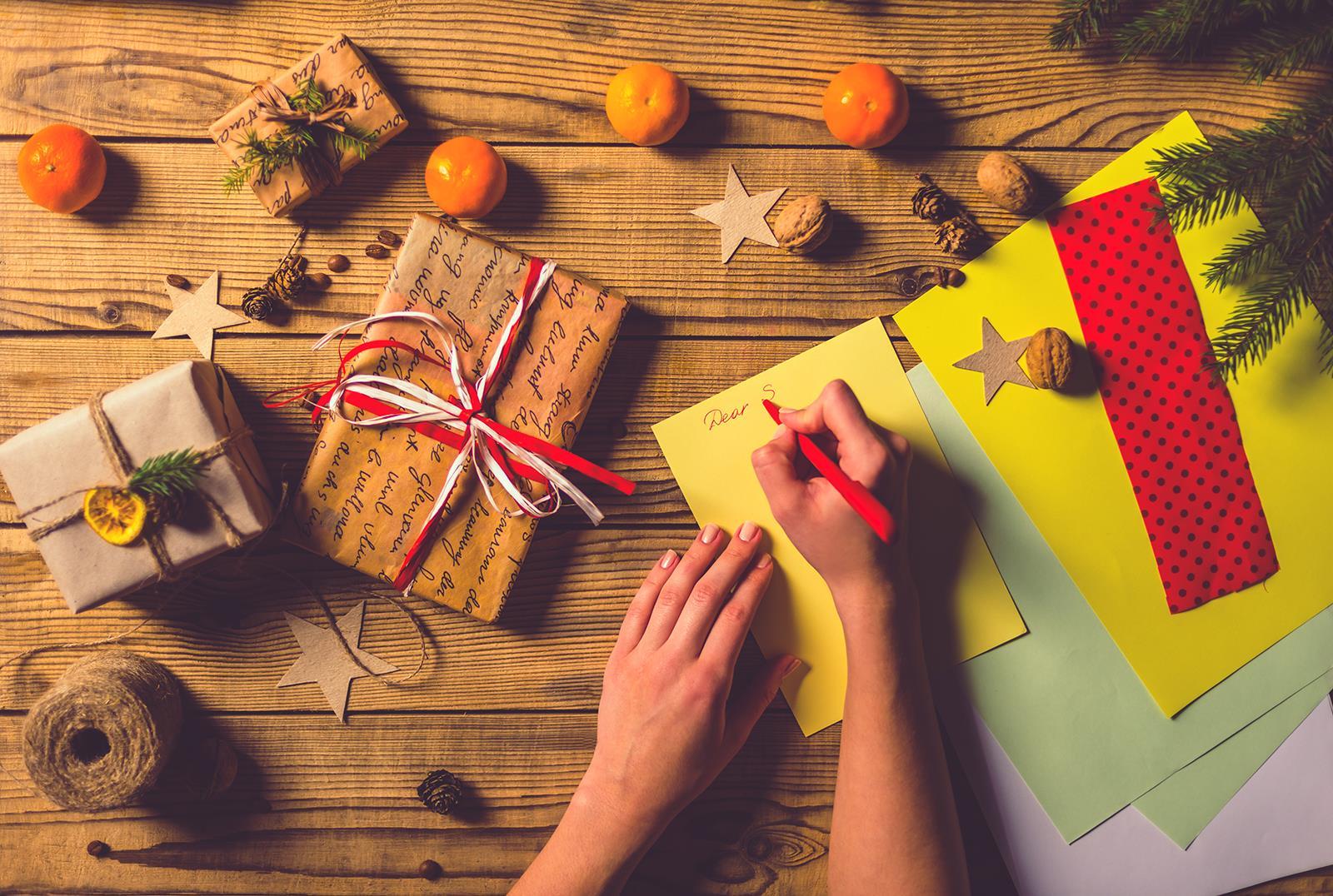 Copertina Messaggi di auguri buon Natale