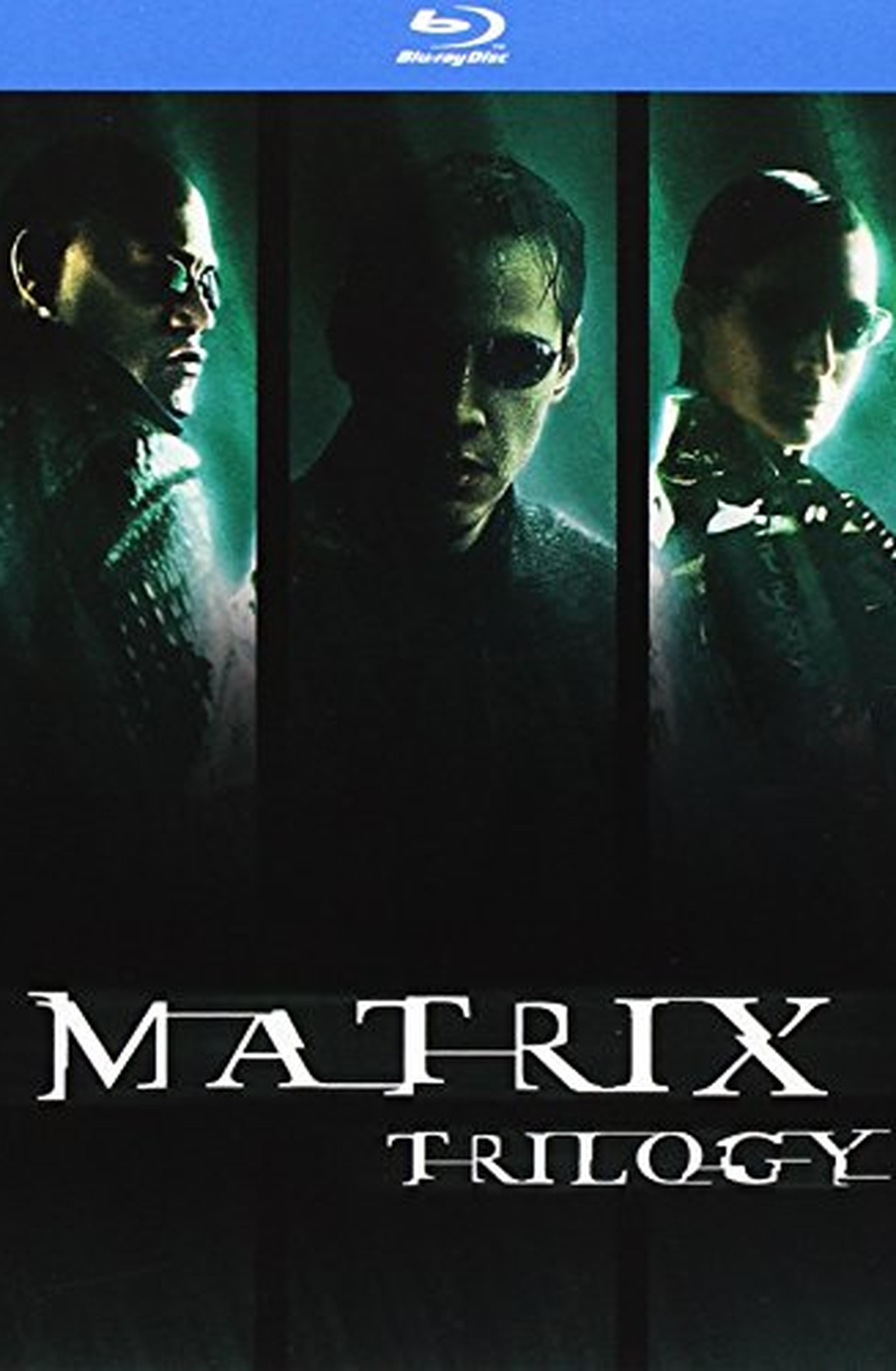 Matrix Trilogy (Box 3 Br)