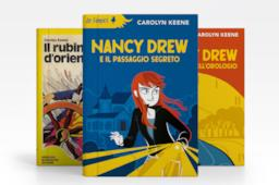 Gialli per ragazzi: le indagini di Nancy Drew, tutte da scoprire