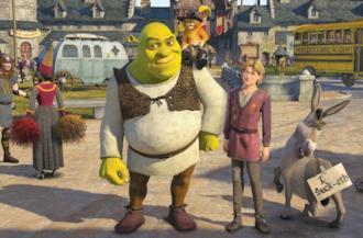 Shrek Terzo Cover