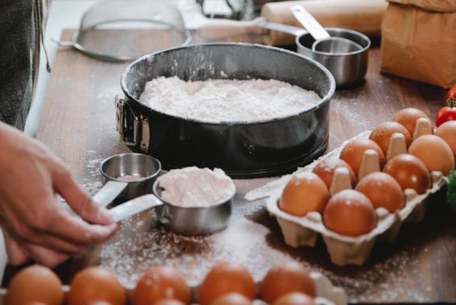 Unire le uova alla farina è un errore