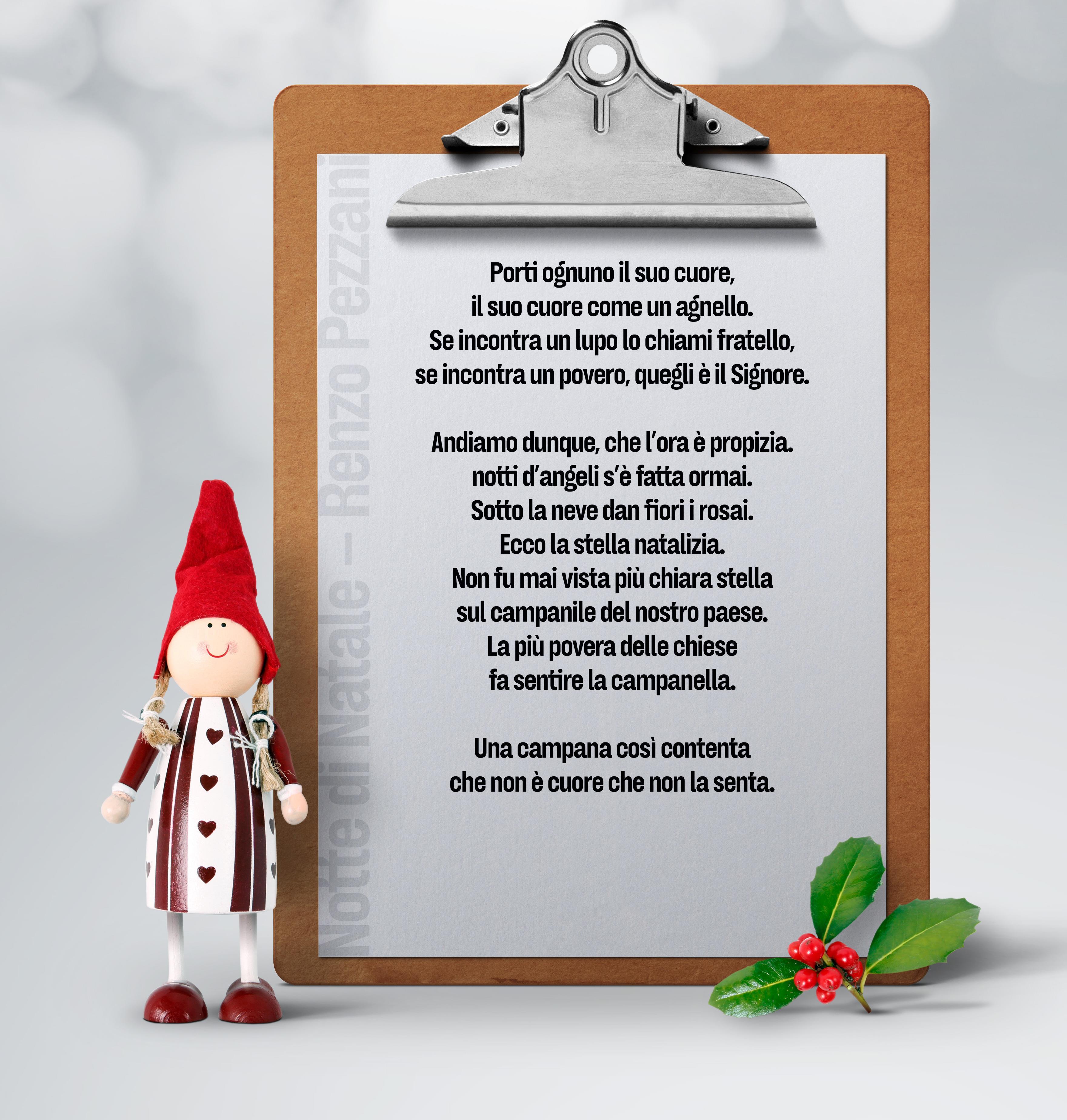 Notte di Natale – Renzo Pezzani