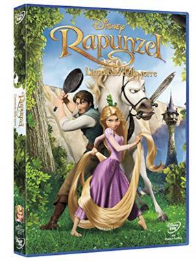 Rapunzel Blu-ray