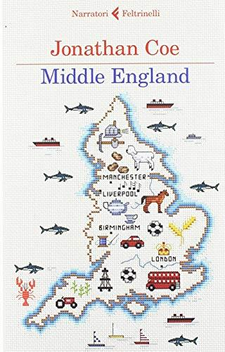 Middle England (copertina flessibile)