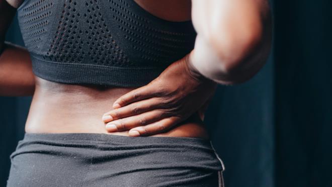 Mal di schiena tra i sintomi utero retroverso