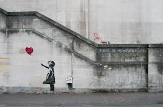 Le frasi migliori dello street artist Banksy