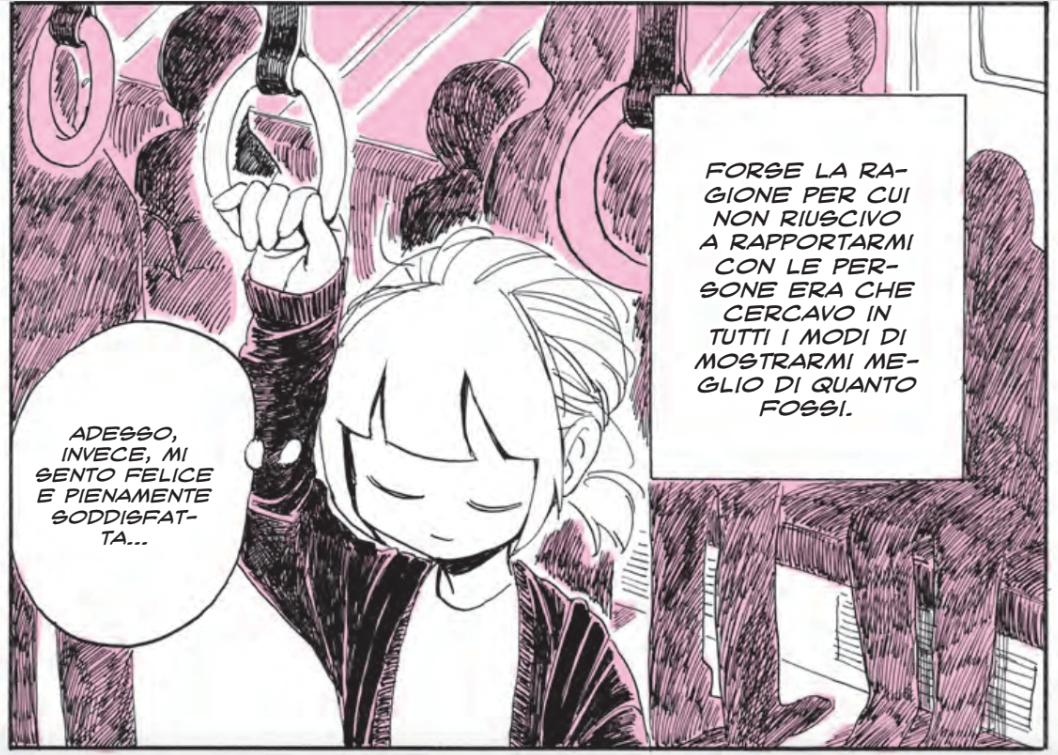 Kabi Nagata comprende la radice del suo malessere