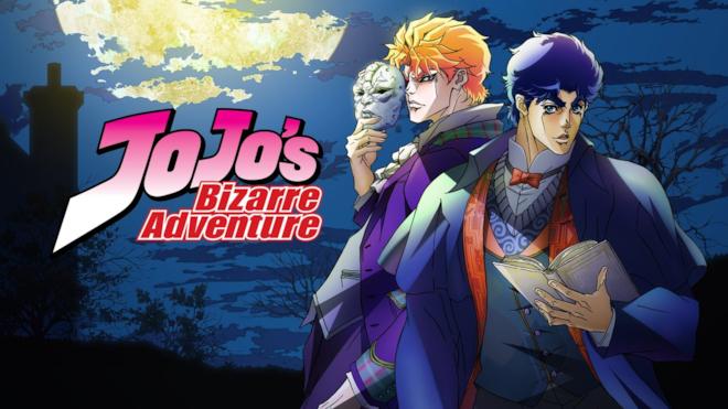 Jojo anime