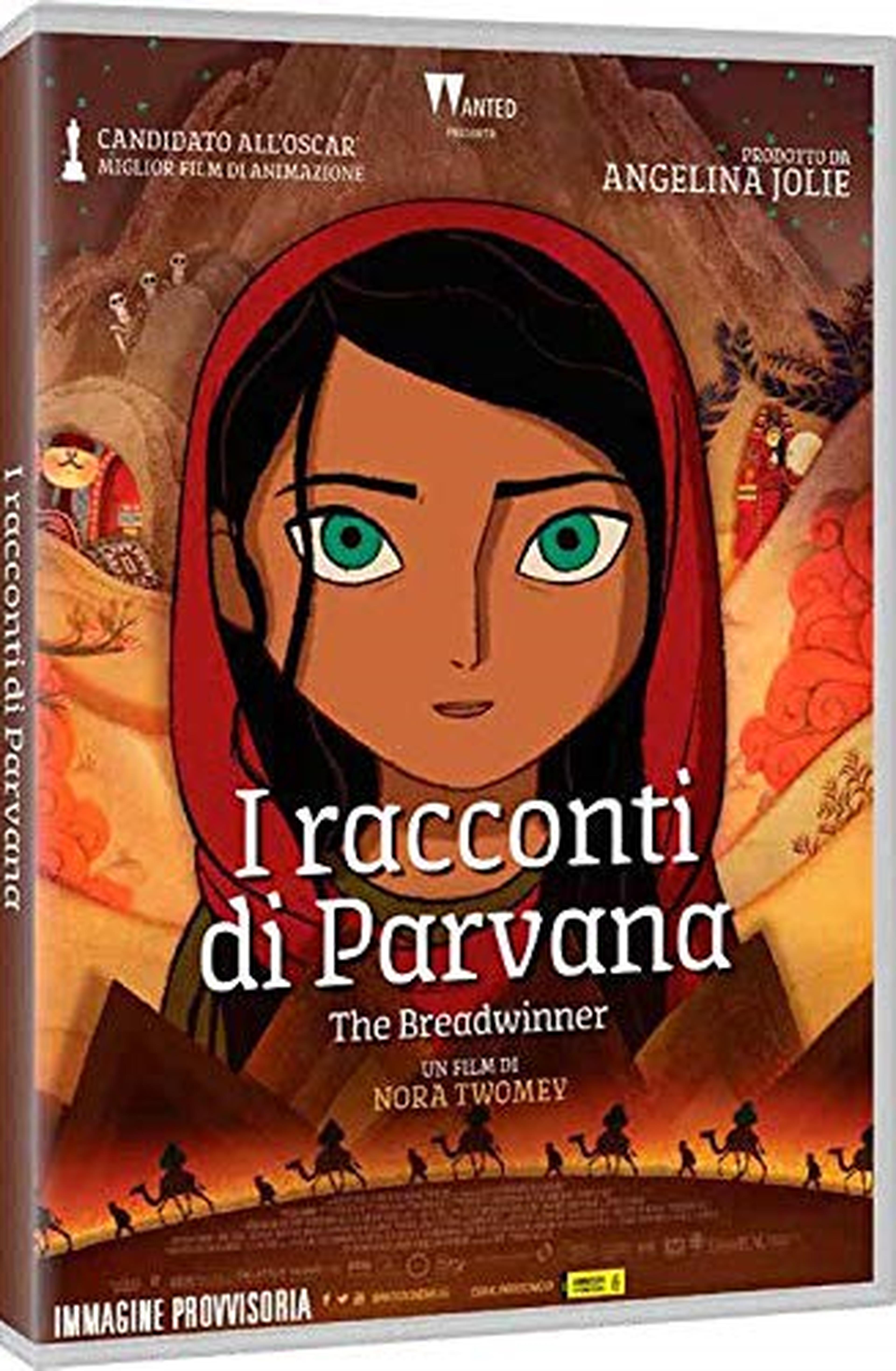 I Racconti Di Parvana (The Breadwinner)