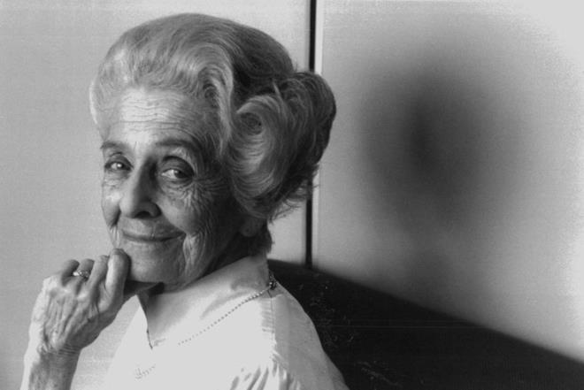 Il Premio Nobel Rita Levi Montalcini