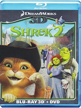 Shrek 2 (+DVD)