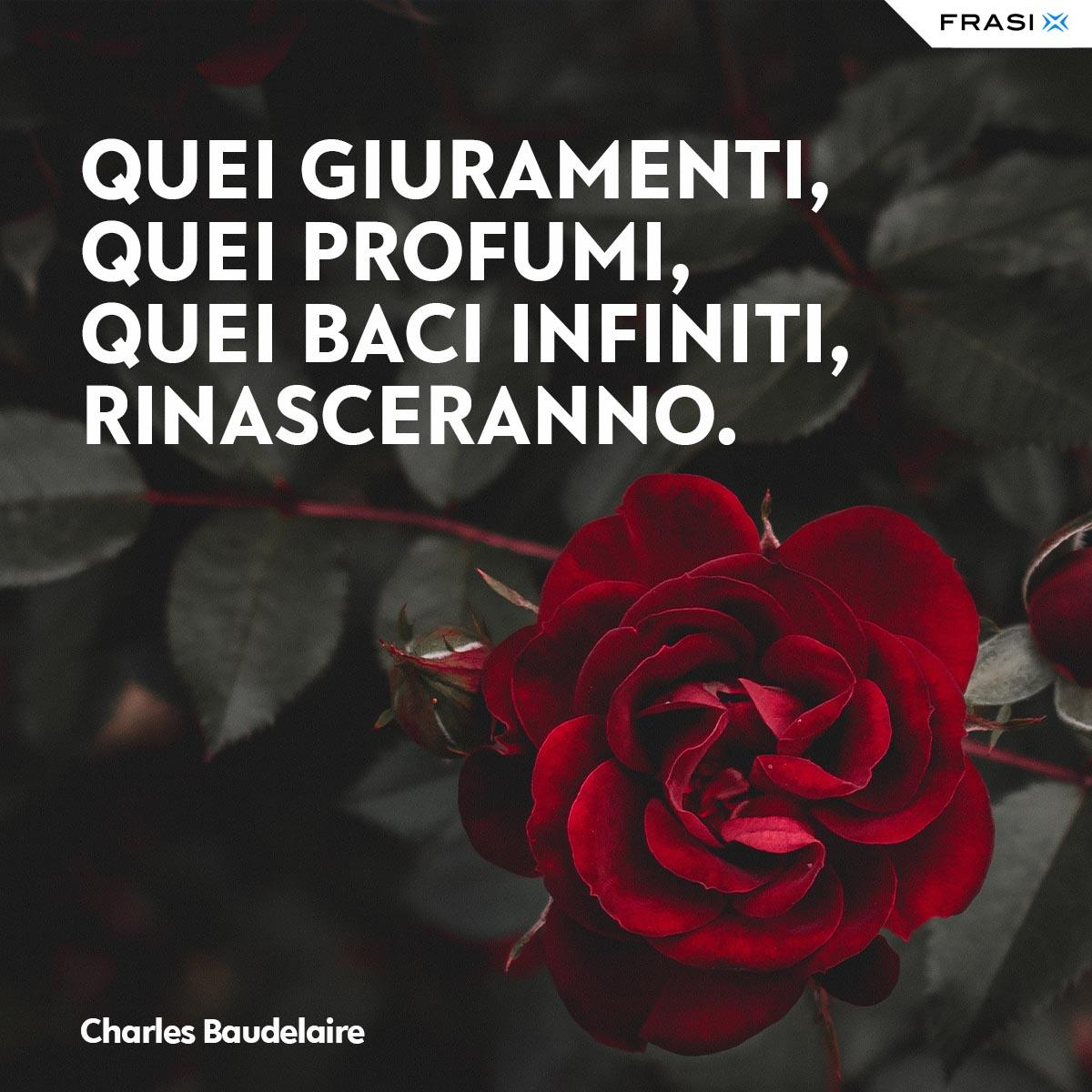 Frasi tumblr Chales Baudelaire