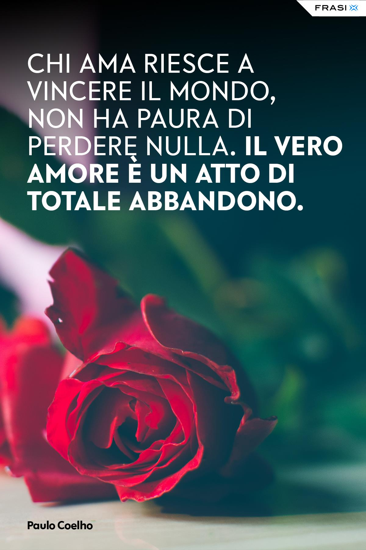 Aforismi d'amore Paulo Coelho