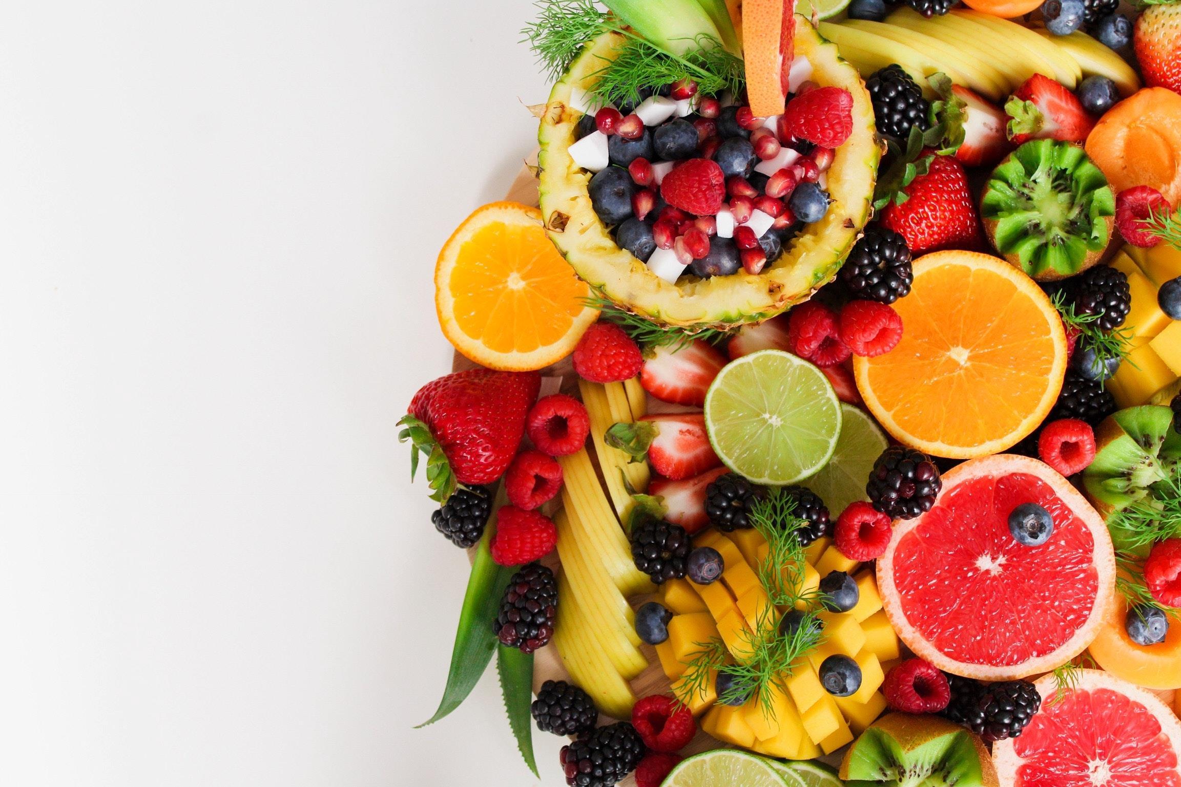 Frutta e verdura alimenti consigliati per acne tardiva
