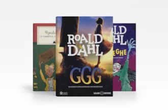 Roald Dahl tutti i libri dello scrittore inglese di cui è stato tratto l'adattamento