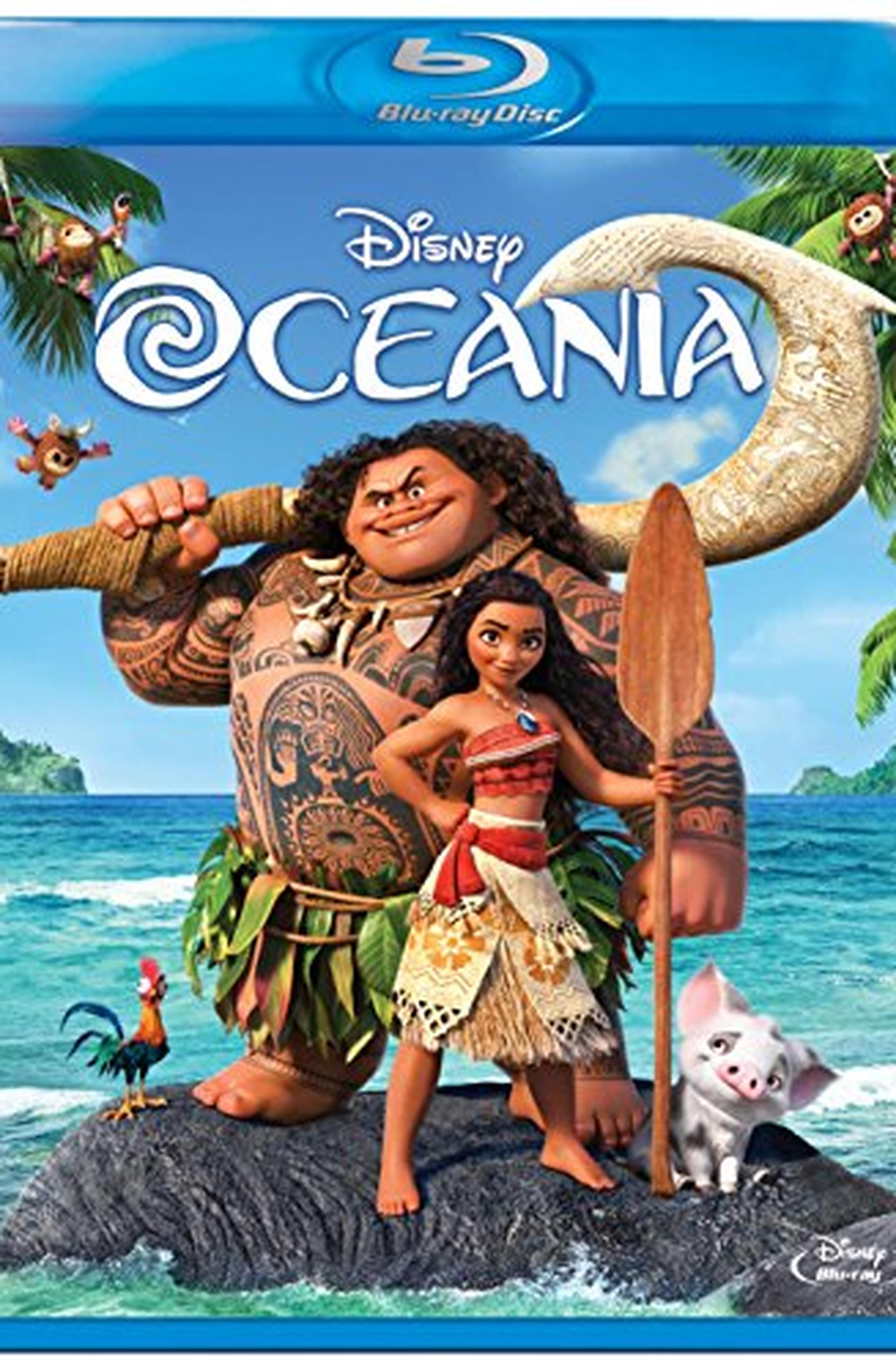 Oceania (Blu-ray)