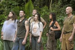 I protagonisti di Lost