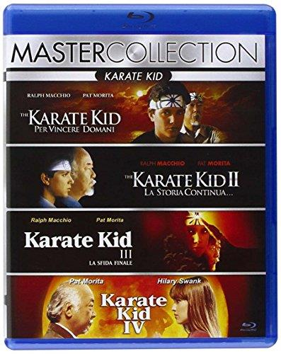 Karate Kid - Quadrilogia