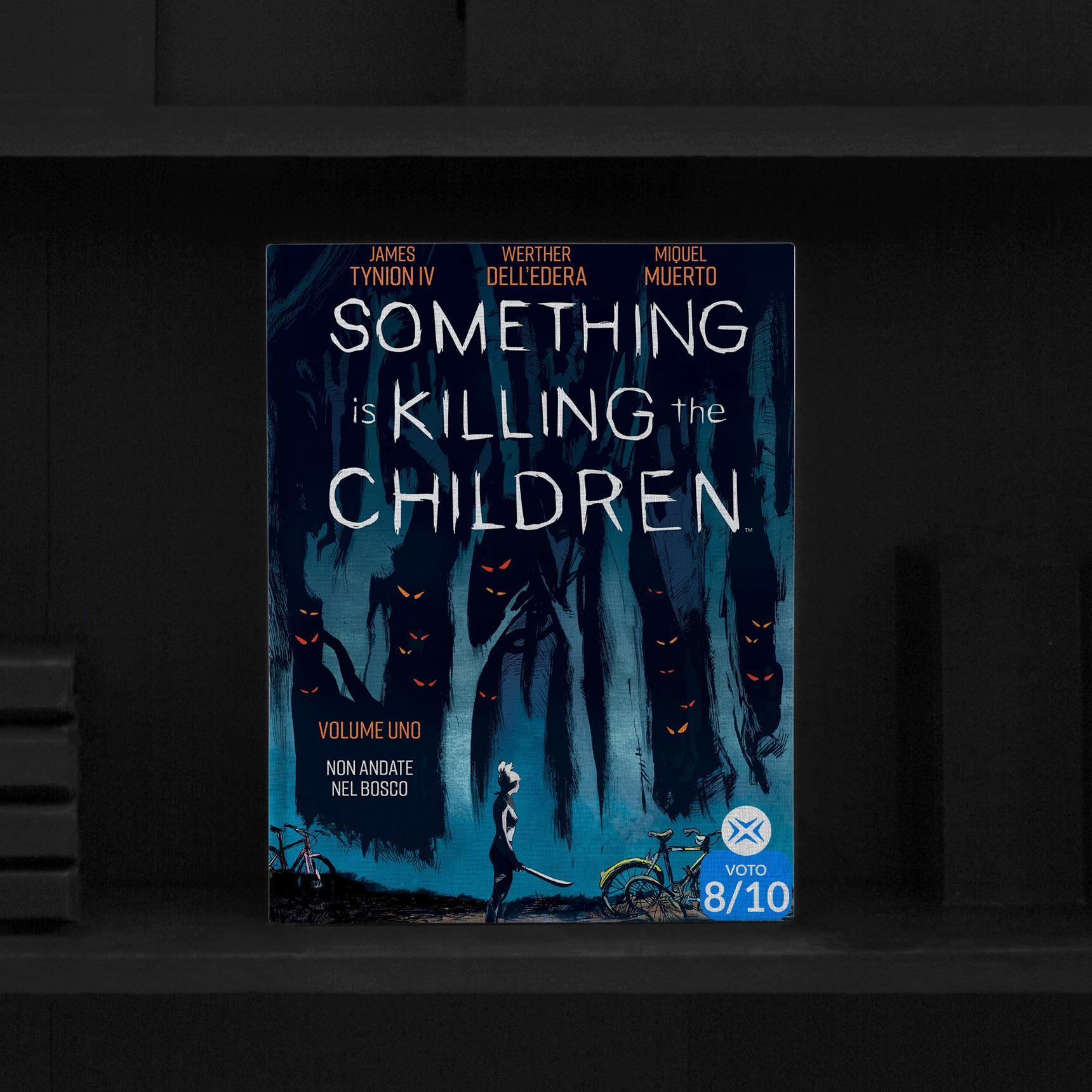 Something is Killing the Children capitolo 1: Non Andate nel Bosco di James Tynion IV