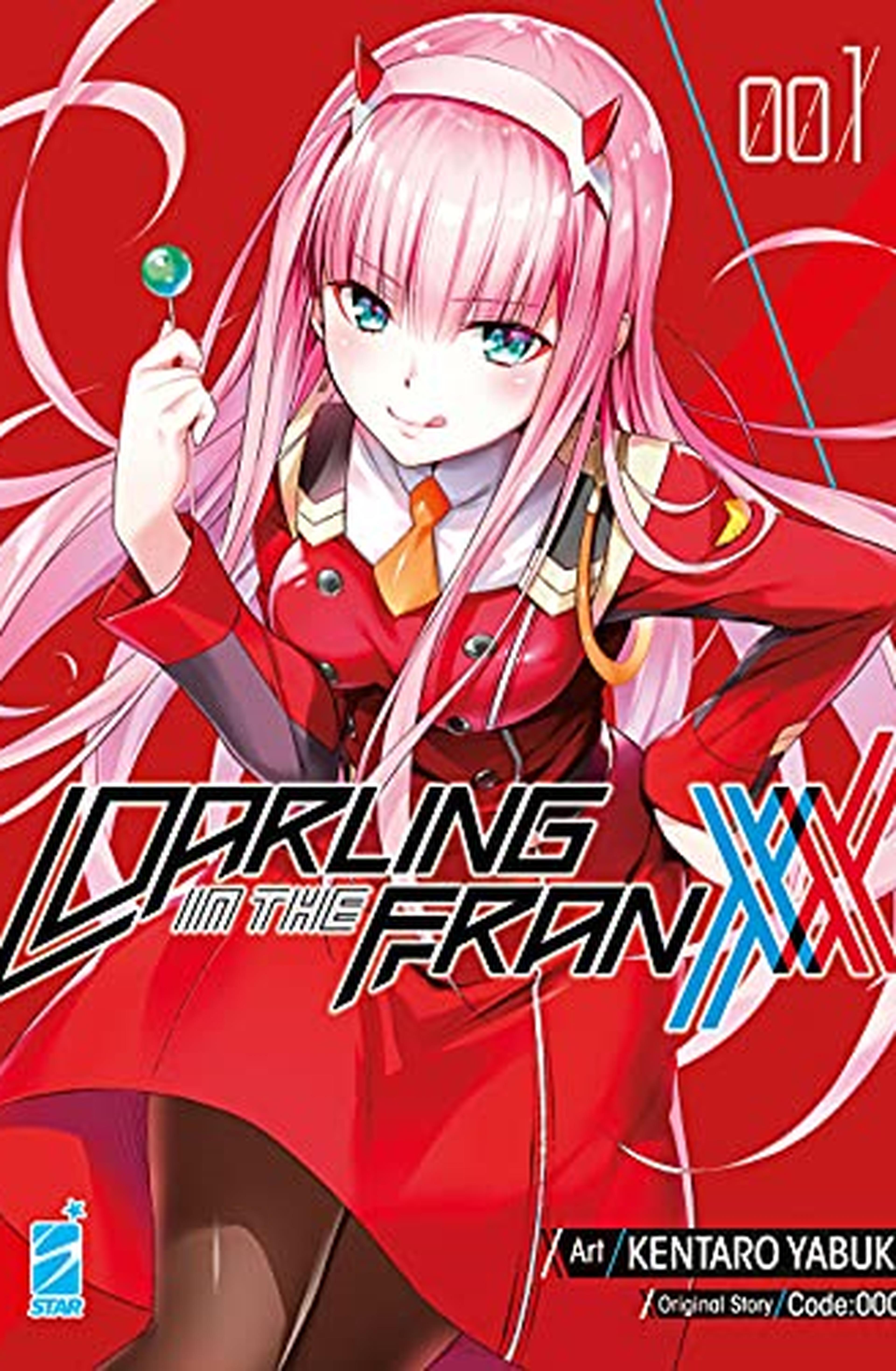 Darling in the Franxx (Vol. 1)