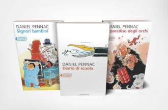 Daniel Pennac in otto romanzi