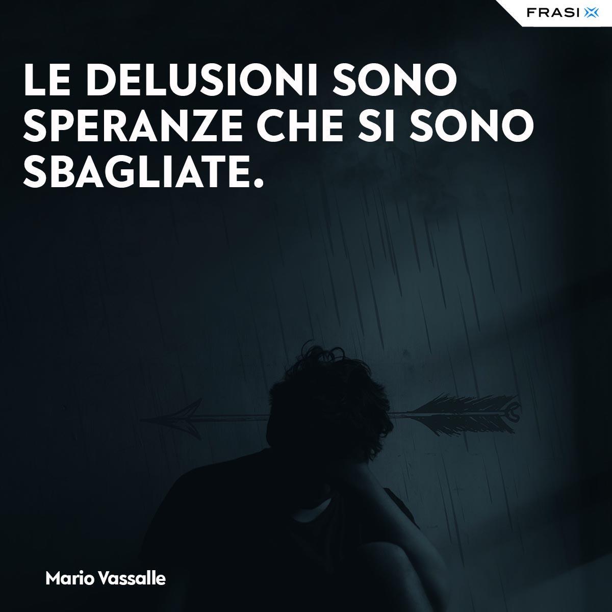 Frasi tumblr tristi Mario Vassalle