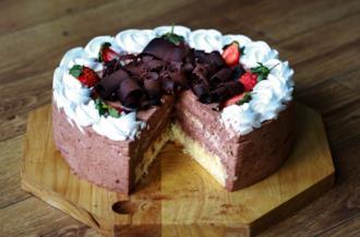 Copertina per frasi sulle torte