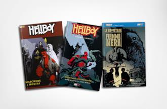 Hellboy, B.P.R.D. e tutti gli spin-off di Mike Mignola