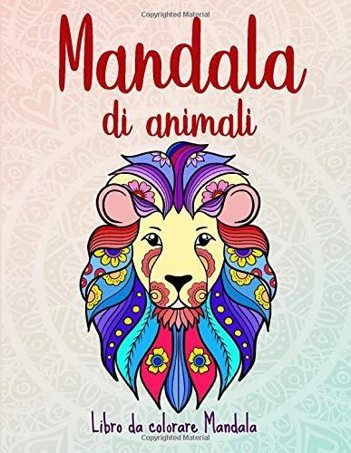 Mandala di animali (copertina flessibile)