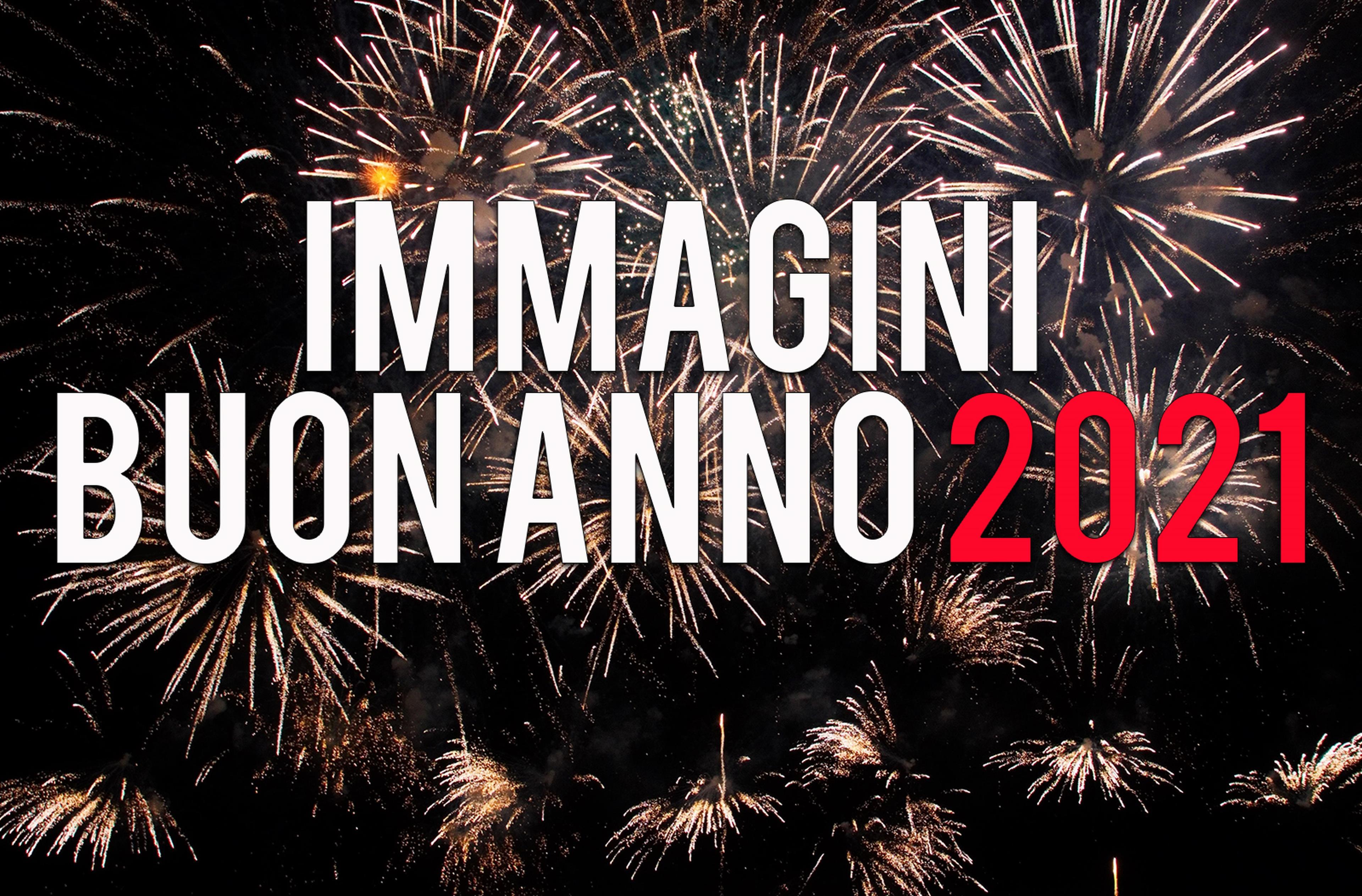 Copertina immagini di buon anno 2021