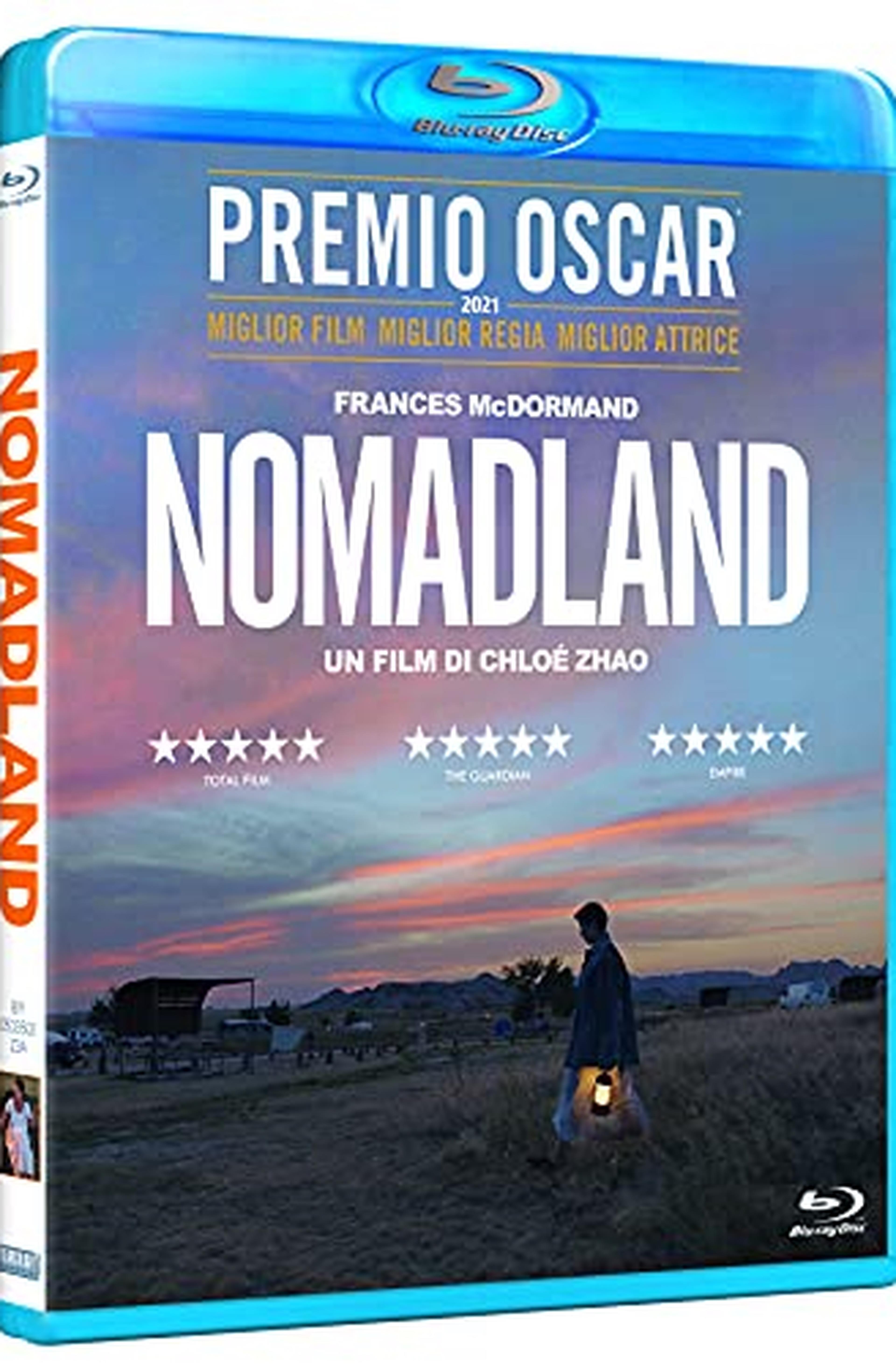 Nomadland ( Blu Ray)