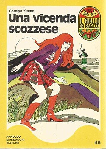 Una vicenda scozzese Mondadori Il giallo dei ragazzi 48 GR #