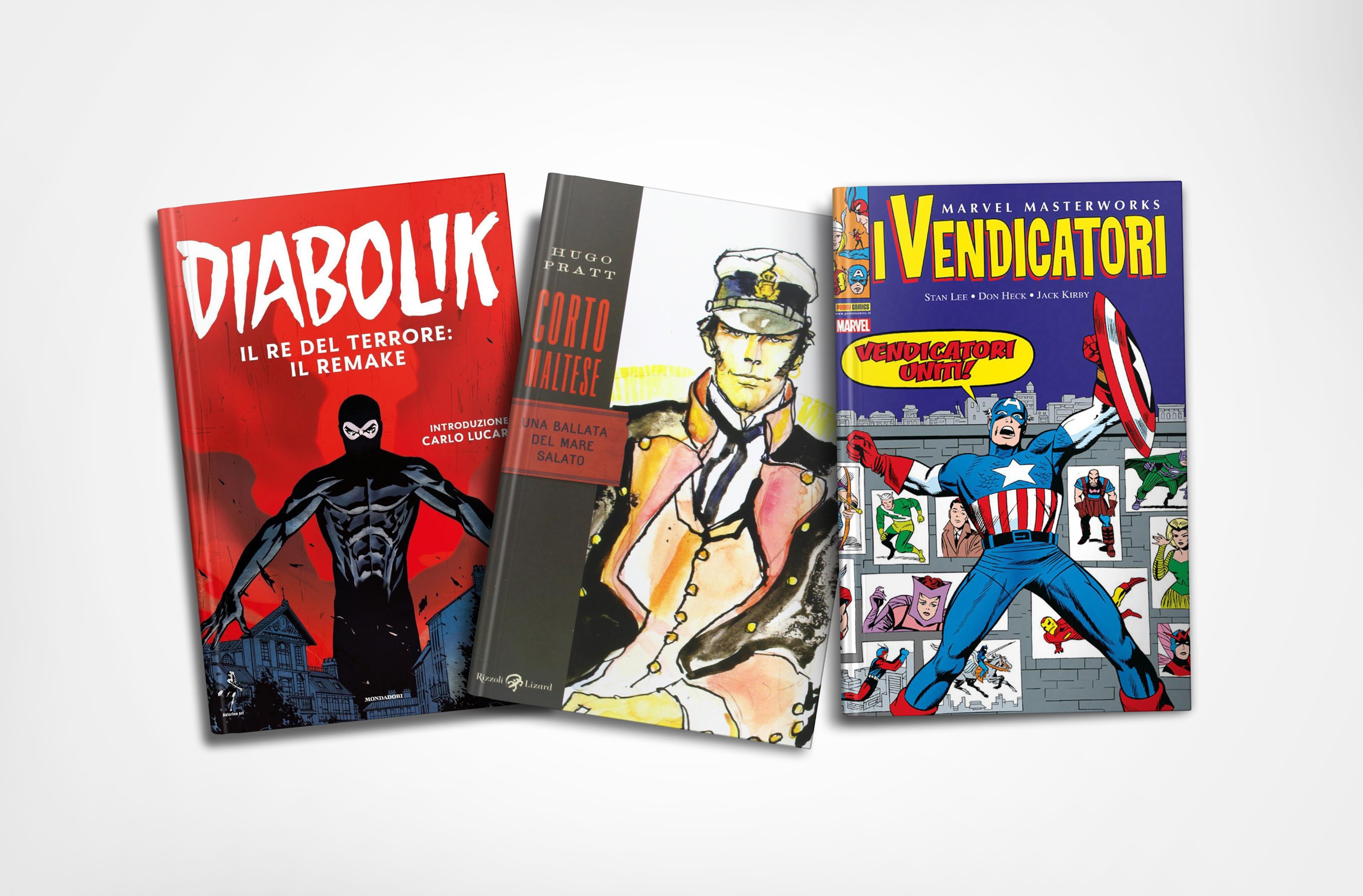I migliori fumetti anni Sessanta