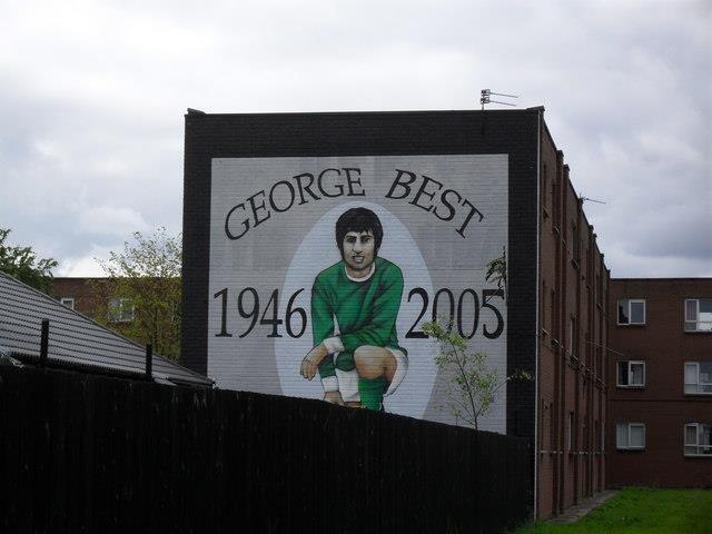 Immagine con George Best