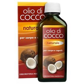 OLIO DI COCCO naturale - 100 ml
