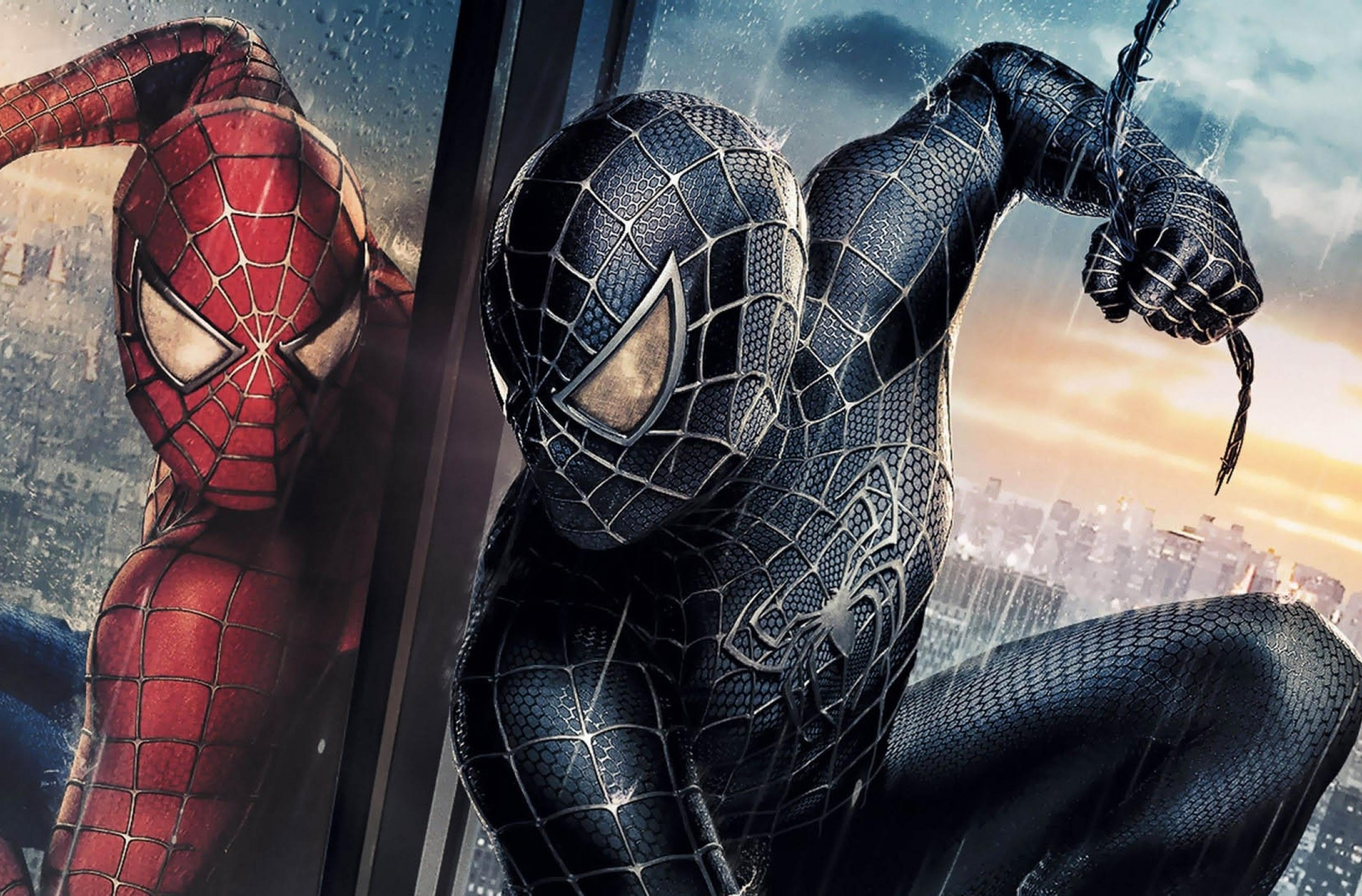 Spider-Man 3 protagonista