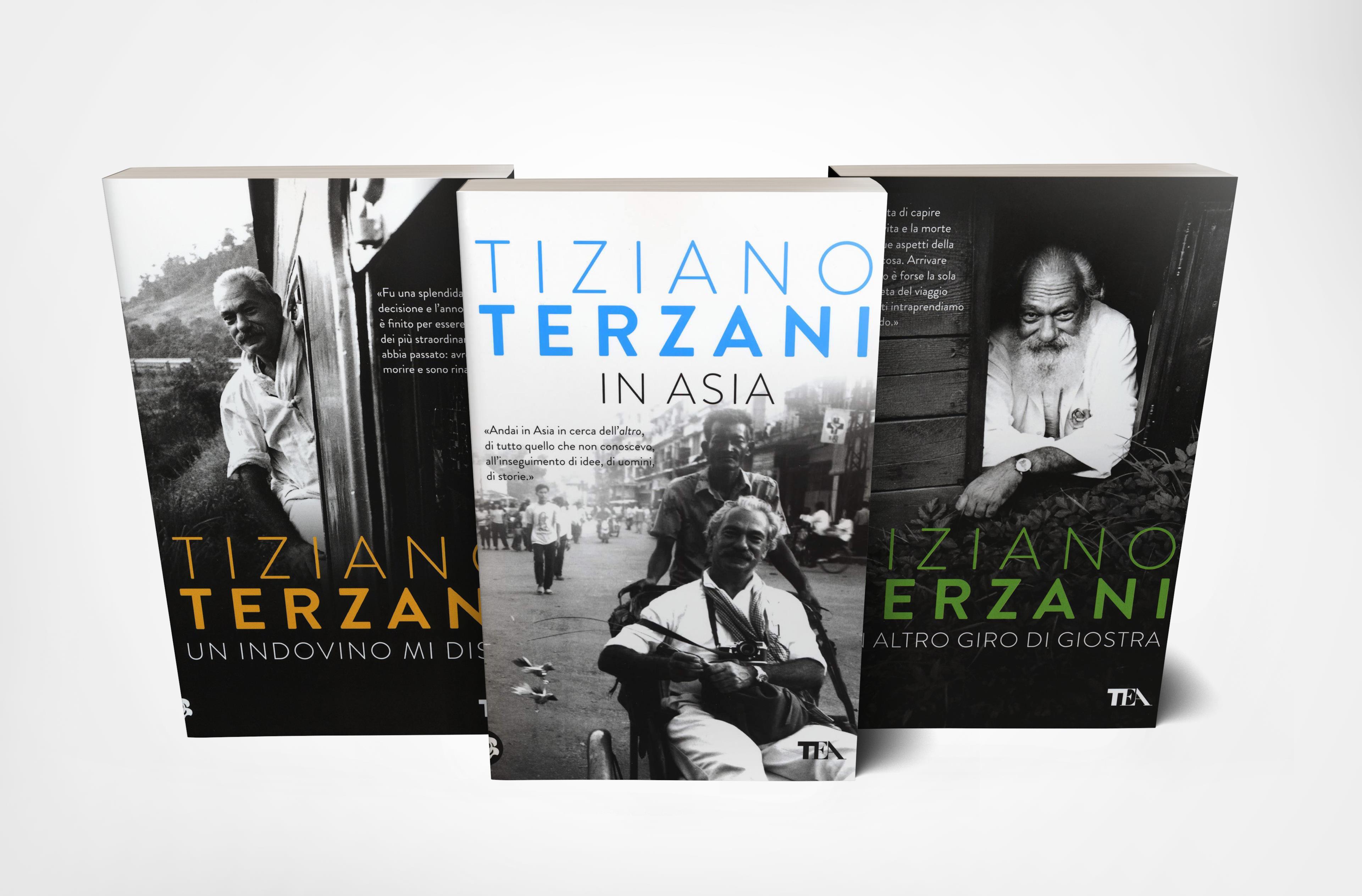 Resoconti di guerra e diari intimi di Tiziano Terzani