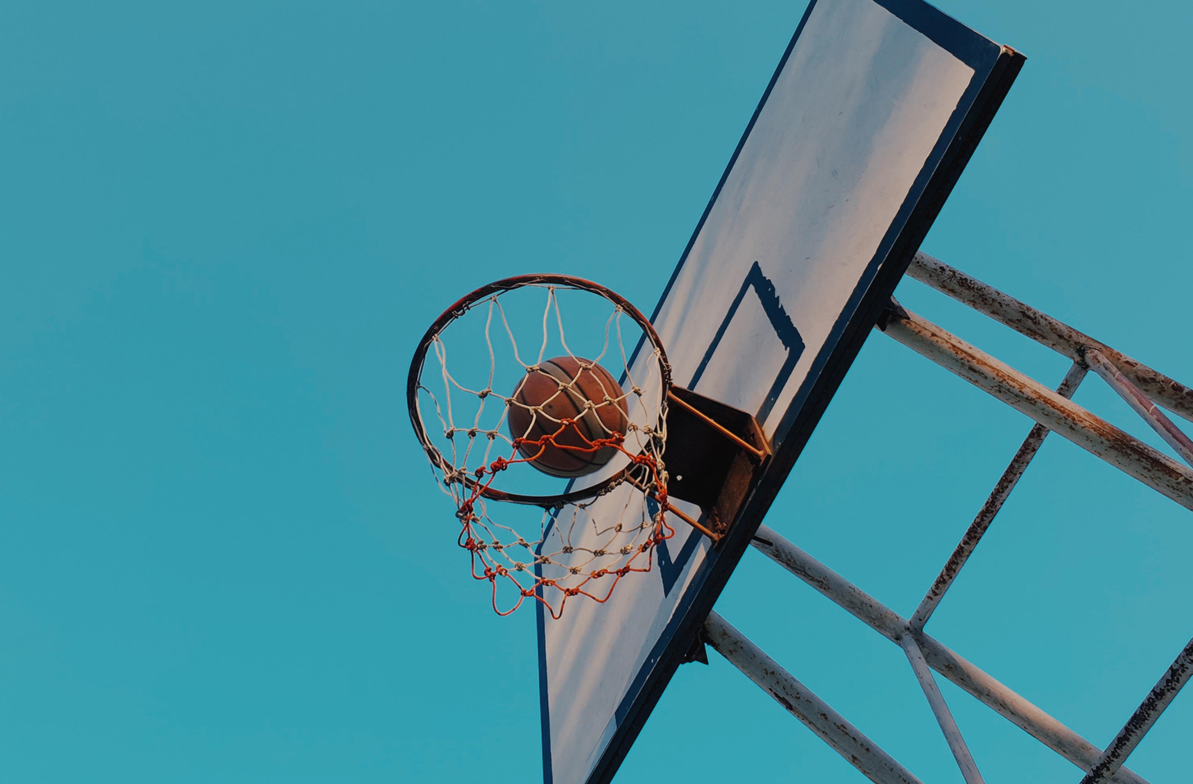 Copertina Frasi sul basket