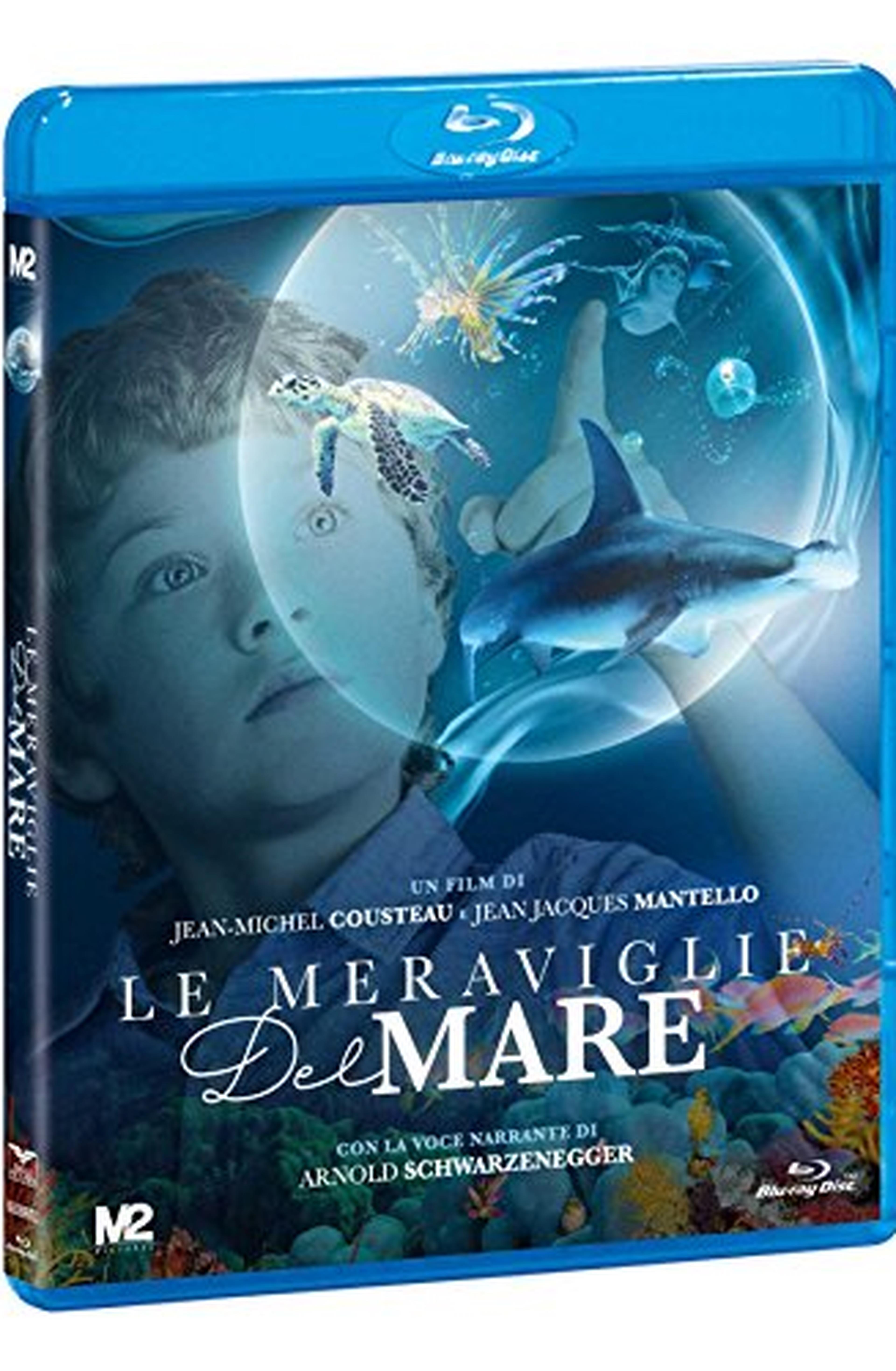 Le Meraviglie Del Mare (3D-2D)