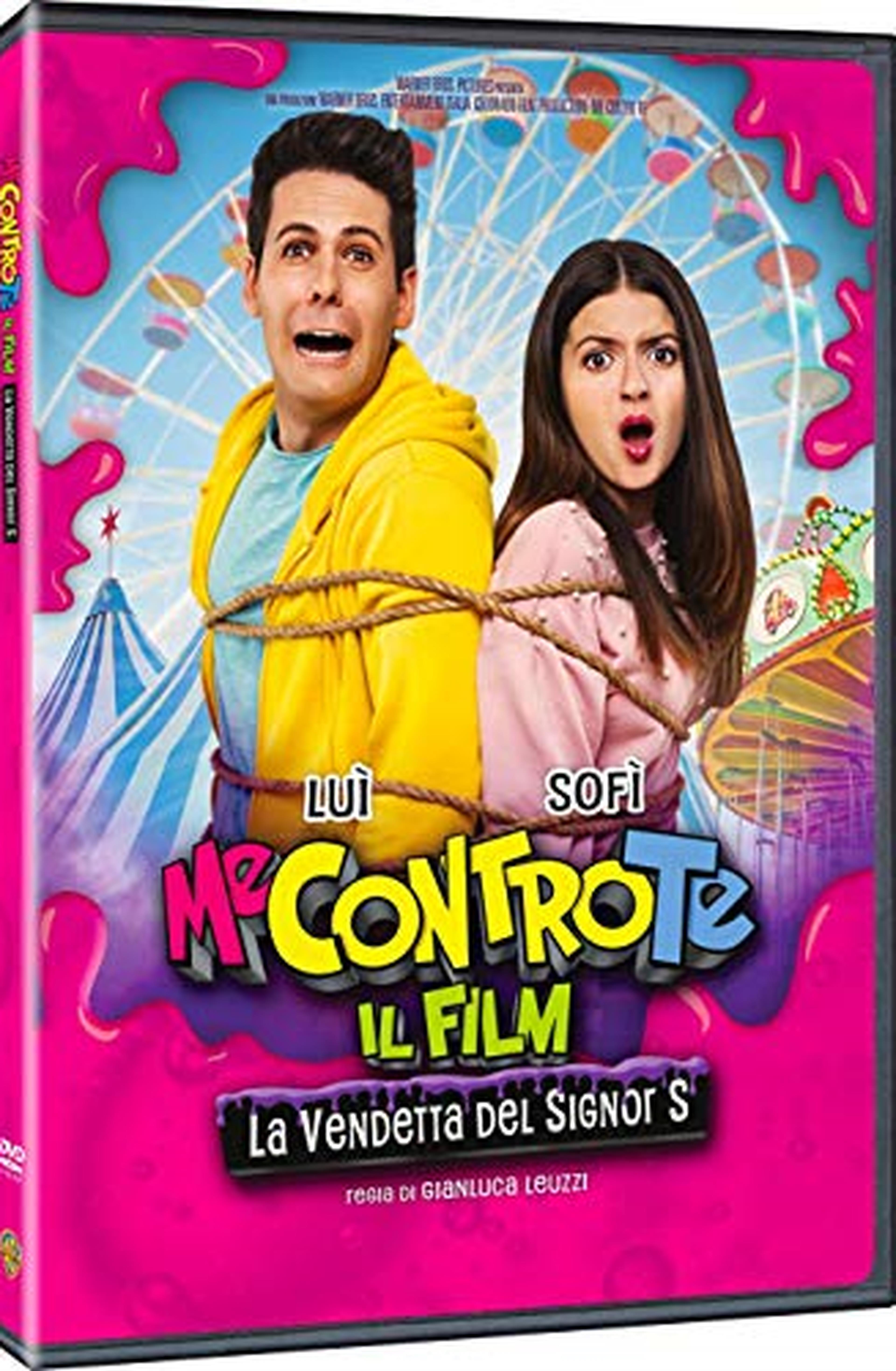 Me Contro Te Il Film - La Vendetta Del Signor S (DVD)