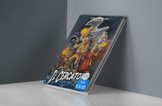 La copertina de Il Cercatore